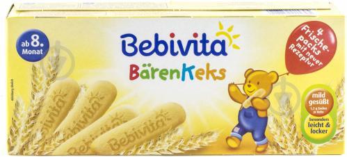 Печиво Bebivita BarenKeks 180 г 4018852015895