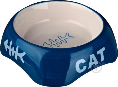 Миска Trixie CAT керамика d13 см 200 мл - фото 1