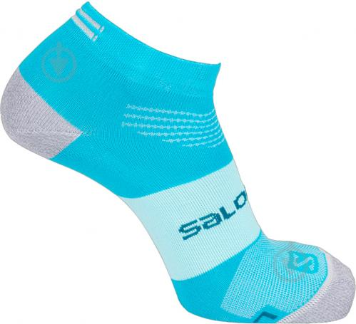 Носки Salomon SONIC PRO 398283 р. S голубой