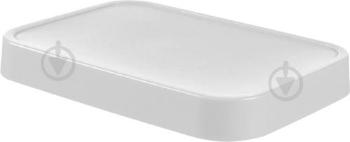 Кришка для кошика Curver 247201 Infinity 4,5 л біла 20x270x190 мм - фото 1