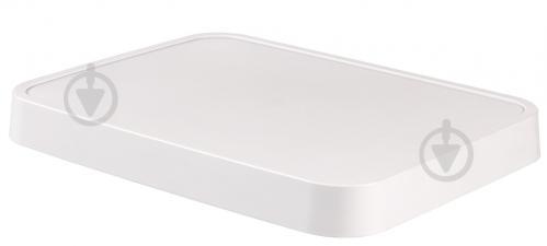 Кришка для кошика Curver 247205 Infinity 11л/17 л біла 20x360x270 мм - фото 1