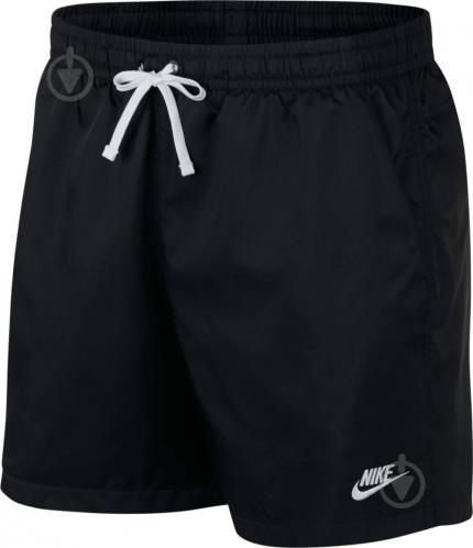 Шорти Nike M NSW CE SHORT WVN FLOW AR2382-010 р. M чорний - фото 1
