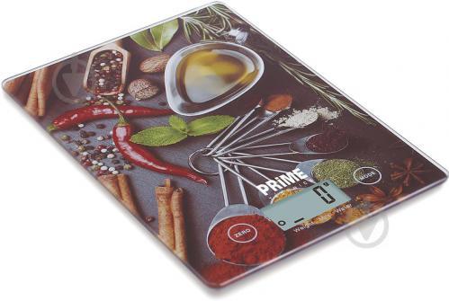 Весы кухонные PRIME Technics PSK-503-S - фото 1