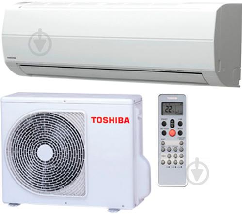 Кондиціонер TOSHIBA RAS-13SKHP-E1/RAS-13S2AH-E1 - фото 2