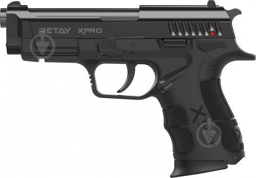 Оружие сигнально-шумовое Retay XPro 9мм. к:black - фото 1