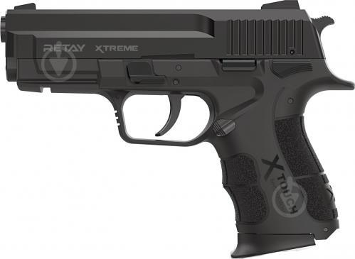 Оружие сигнально-шумовое Retay XTreme 9 мм black - фото 1