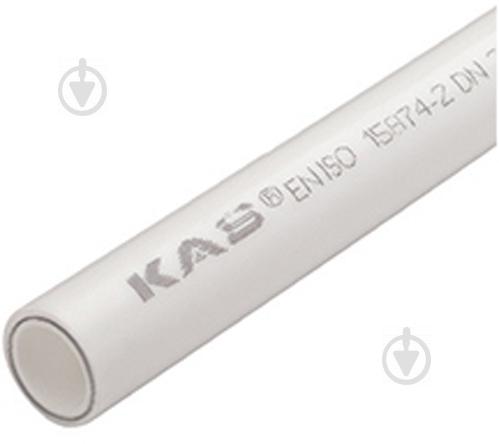 Труба армована KAS алюмінієм PN25 d25