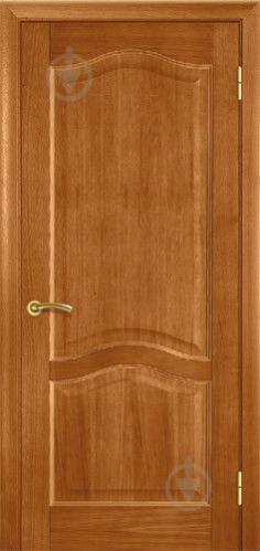 Дверное полотно Terminus №03 ПГ 800 мм дуб темный - фото 1