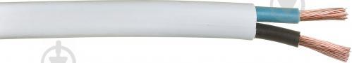 Провід багатожильний Expert Power ШВВП 2x1,5 білий