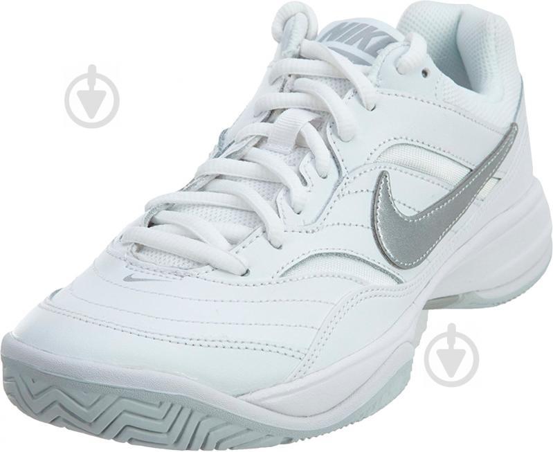 Кроссовки Nike Court Lite 845048-100 р.9.5 белый - фото 1