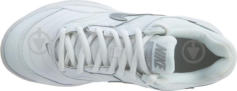 Кроссовки Nike Court Lite 845048-100 р. 9.5 белый - фото 6