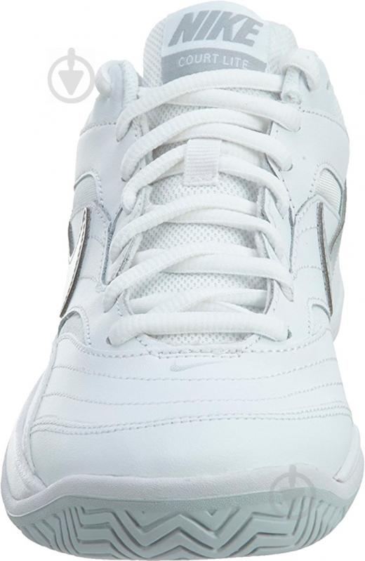 Кроссовки Nike Court Lite 845048-100 р.9.5 белый - фото 2