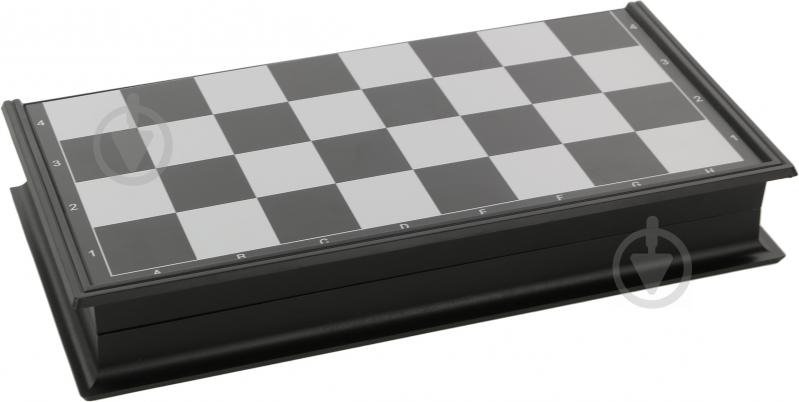 Игровой набор Shantou Шахматы, шашки, нарды 3 в 1 I307289 - фото 4
