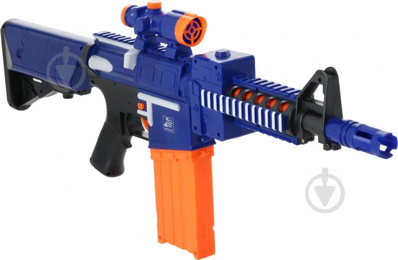 Іграшкова зброя Ze Cong Toys Company Limited з електроприводом 7054-1 - фото 1