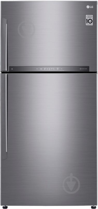 Холодильник LG GR-H802HMHZ - фото 1
