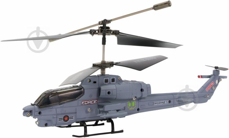 Вертолет Syma с 3-х канальным и/к управлением 22 см S108G - фото 1