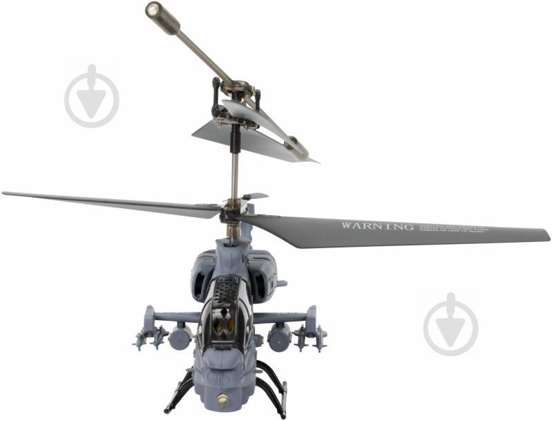 Вертолет Syma с 3-х канальным и/к управлением 22 см S108G - фото 2
