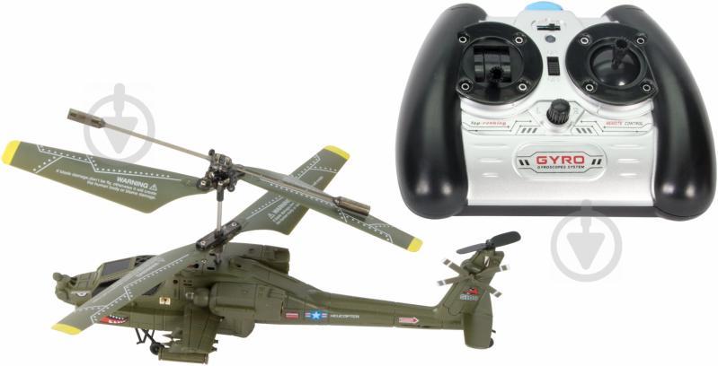 Вертолет Syma с 3-х канальным и/к и гироскопом S109G - фото 3
