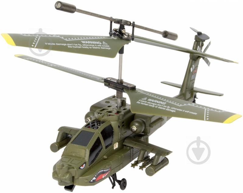 Вертолет Syma с 3-х канальным и/к и гироскопом S109G - фото 1