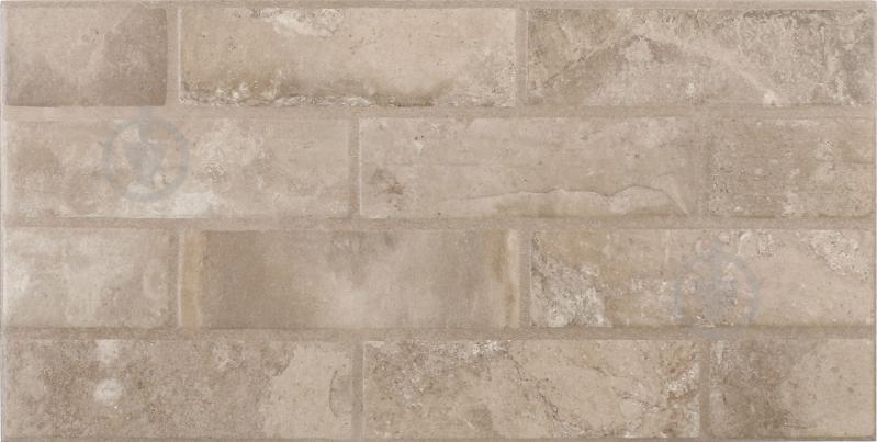 Плитка Zeus Ceramica Brickstone beige ZNXBS3 30x60 - фото 1