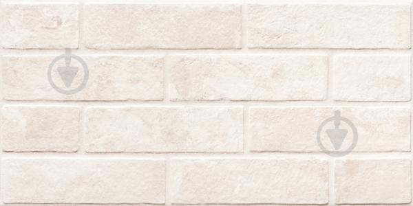 Плитка Zeus Ceramica Brickstone white ZNXBS1 30х60 - фото 1