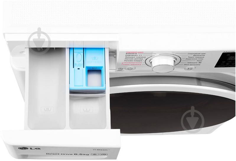 Пральна машина LG F2J6WS0W - фото 14