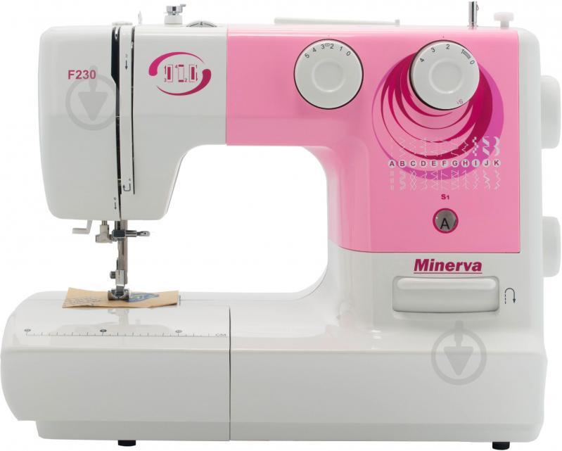 ᐉ Швейна машина Minerva F230 • Краща ціна в Києві 0b581e5ee8c81