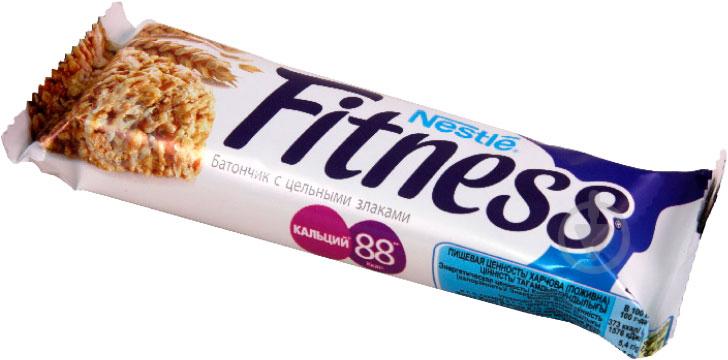 Батончик Nestle Fitness с цельными злаками 23,5 г (5900020023315) - фото 1