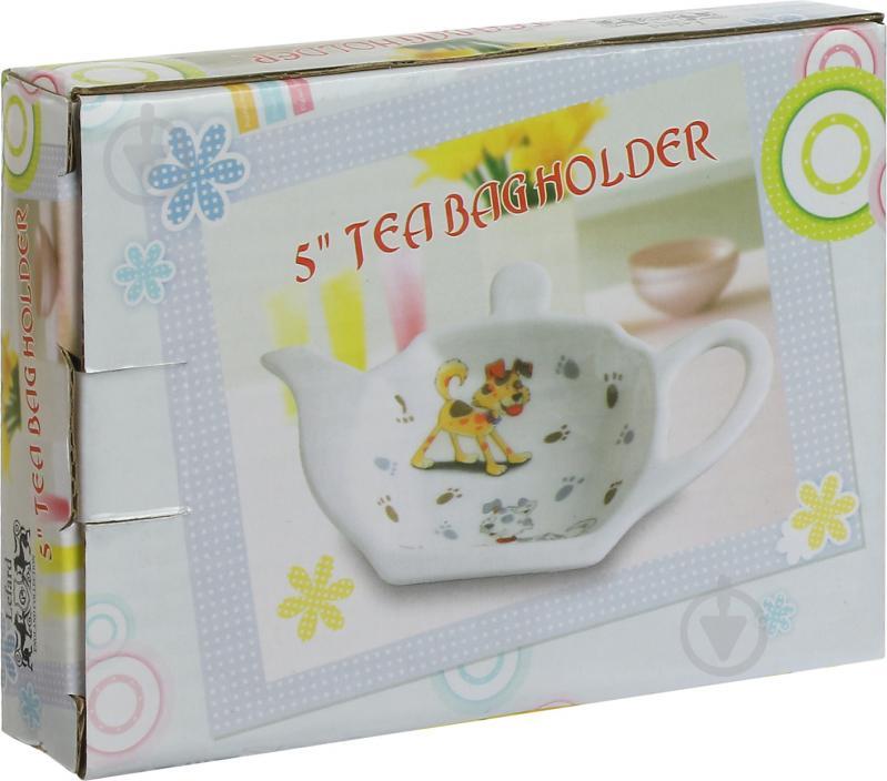 9b41be0e6227ca Підставка для чайних пакетиків Дружок 12 см 359-324 Lefard - фото 3