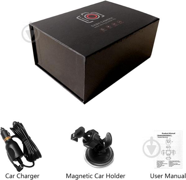 Відеореєстратор Carcam Н9 - фото 5