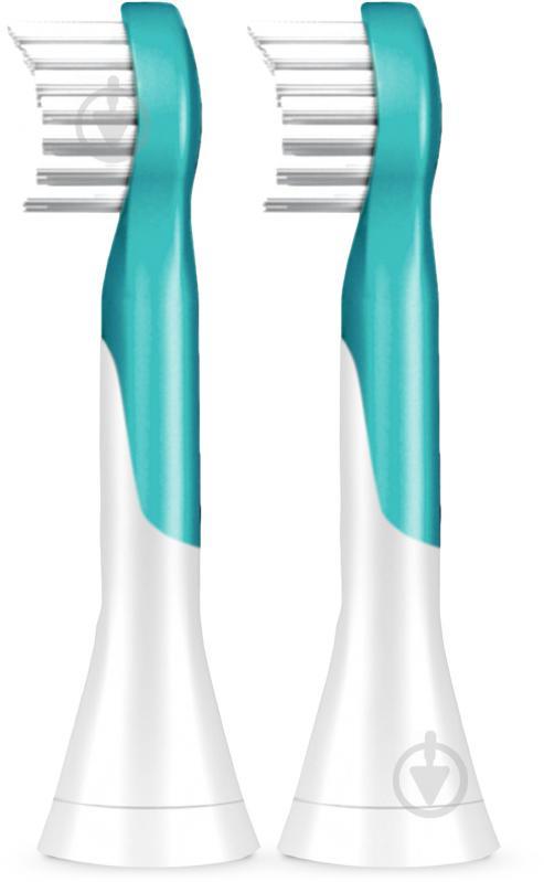 Насадки для електричної зубної щітки Philips HX6032/33 - фото 2