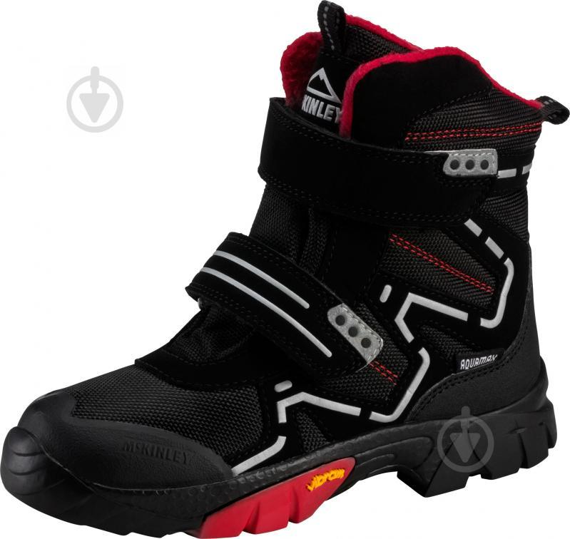 Ботинки McKinley Snowstar II AQX - KH 256792-900050 р. 35 черный - фото 1