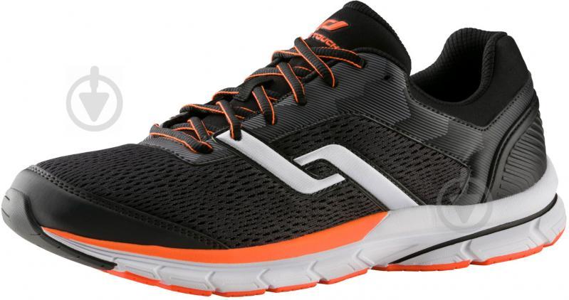 Кросівки Pro Touch Elexir 8 M PRO 274519-901050 р.40 чорно-помаранчевий - фото 1