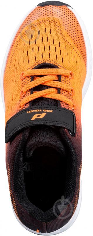 Кросівки Pro Touch OZ 2.0 V/L JR 261672-915050 р. 28 чорно-помаранчевий - фото 3