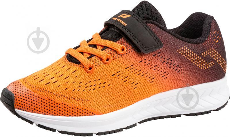 Кросівки Pro Touch OZ 2.0 V/L JR 261672-915050 р. 28 чорно-помаранчевий - фото 1