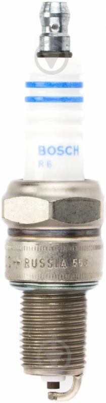 Свічка запалювання Bosch SUPER PLUS WR7DC+ - фото 2