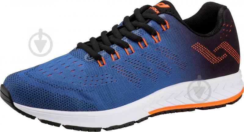 Кросівки Pro Touch OZ 2.0 M 261678-908528 р. 40 блакитно-чорно-помаранчовий - фото 1