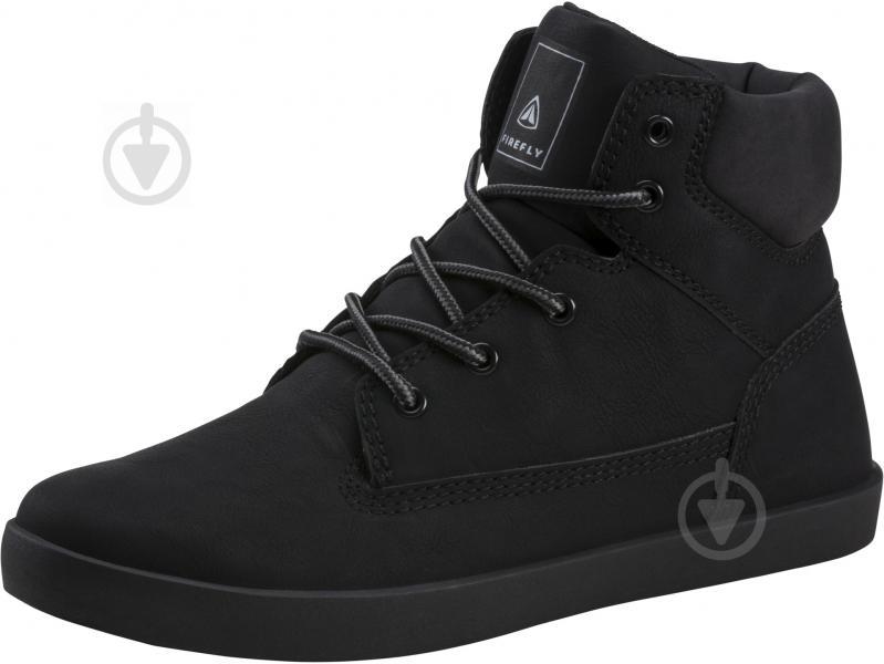 Ботинки Firefly Kate W 252651-90450 р. 40 черный - фото 1