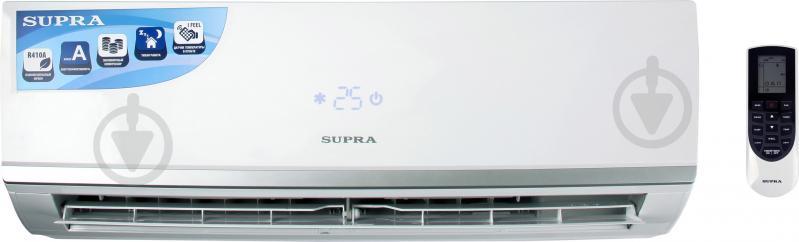 Кондиціонер Supra SA09GBDC Inverter Essential Plus - фото 1