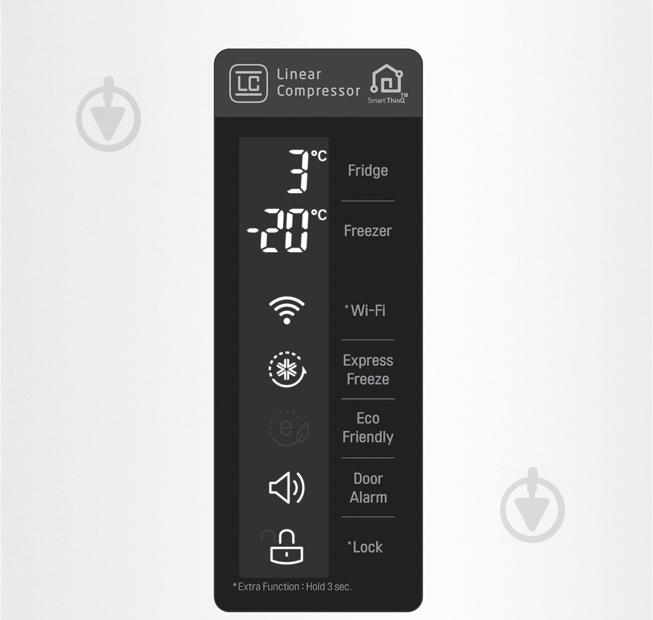 Холодильник LG GA-B389SQQZ - фото 8
