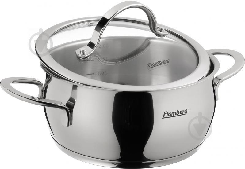 Набір посуду Intra 8 предметів Flamberg - фото 6