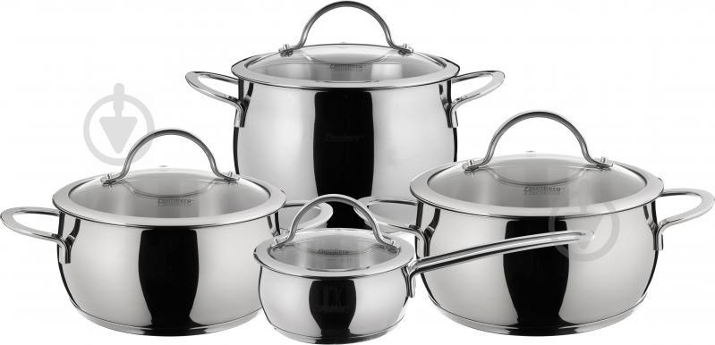 Набір посуду Intra 8 предметів Flamberg - фото 1