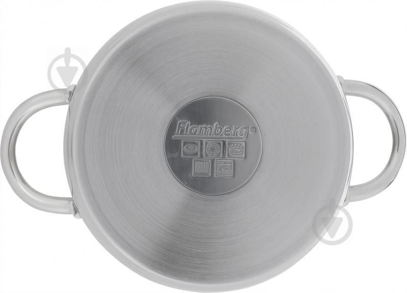 Набір посуду Intra 8 предметів Flamberg - фото 10