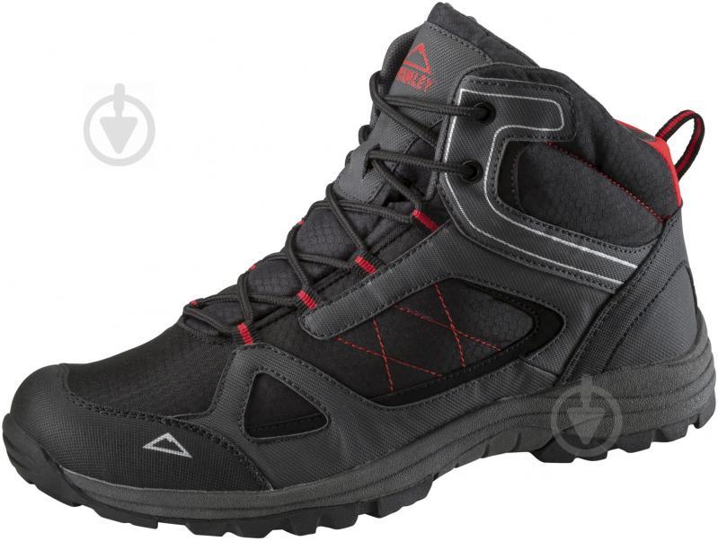 Ботинки McKinley MAINE MID AQB M 262120-900050 р. 45 черный - фото 1