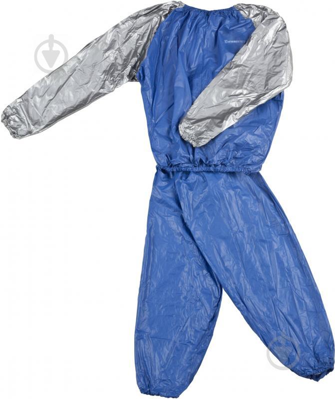 Костюм для похудения Energetics 145289 р.S сине-серебристый - фото 1