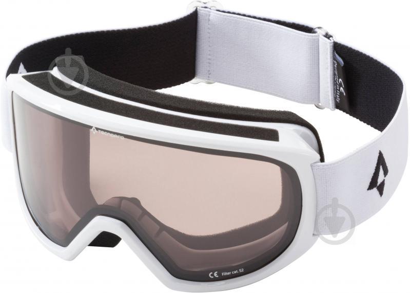 Горнолыжная маска TECNOPRO Pulse 2.0 white 270395 - фото 1