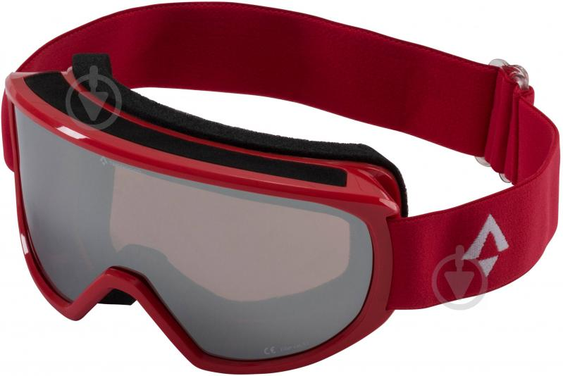 Горнолыжная маска TECNOPRO Pulse 2.0 Mirror red 270442-251 - фото 1