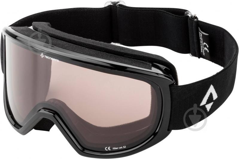 Гірськолижна маска TECNOPRO Pulse 2.0 Plus black 270395 - фото 1