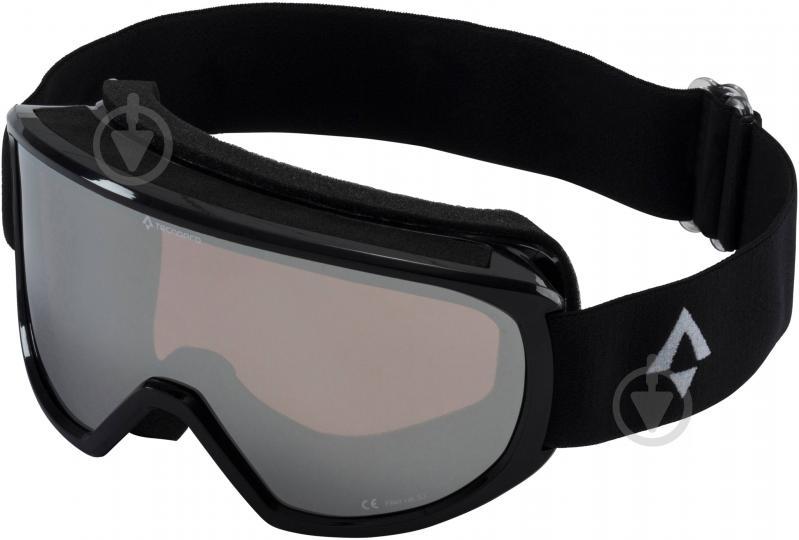 Горнолыжная маска TECNOPRO Pulse 2.0 Mirror black 270442-050 - фото 1