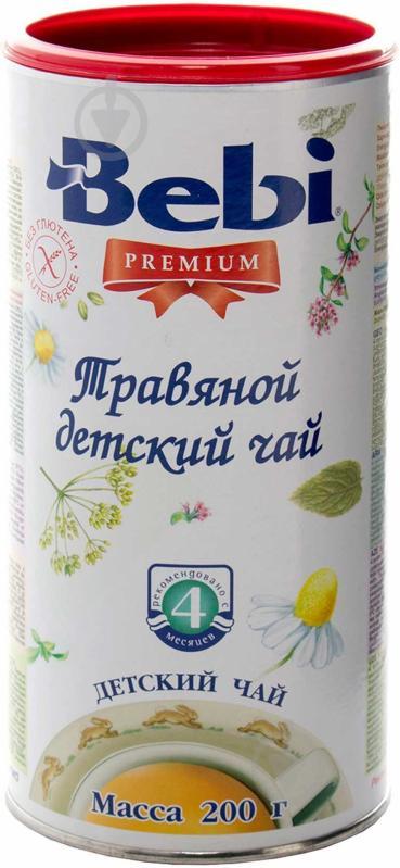 Чай Bebi Травяной 200 г 3838471005296 - фото 1
